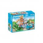 Playmobil Atelierul de inghetata4ani