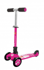 Trotineta copii Nextreme Adventure Kid Princess roz negru