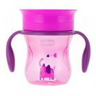 Chicco Cana 360 Perfect Cup 12 luni roz