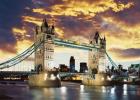 Puzzle Schmidt Tower Bridge Londra 1 000 piese 58181