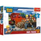 Puzzle Trefl Bob si Wendy 60 piese