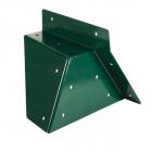 Coltar KBT universal forma patrata unghi oblic Verde
