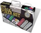 Set Poker cu 300 jetoane