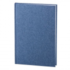 Agenda A5 nedatata Natura 144 pagini albastru