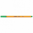 Liner Stabilo Point 88 varf de 0 4 mm verde smarald set de 5 bucati