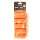 Saculeti igienici Xcho Waste Bags 5 Role 30x22cm