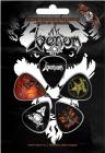 Set 5 pene pentru chitara Venom Black Metal