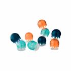 Boon Juc rie de baie bebelu set 9 piese meduze cu ventuze Jellies nu c