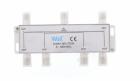 Spliter semnal TV 6 cai 1000 Mhz Well