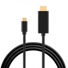 Cablu USB C la HDMI 4K 30Hz 1 8m