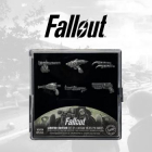 Fallout Weapon Pin Badge Set of Six