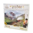 Puzzle Harry Potter Masina zburatoare 1000 piese 48x73 cm
