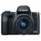 Aparat foto Mirrorless EOS M50 24 1 Mpx Kit Black 15 45 IS STM