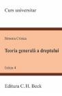Teoria generala a dreptului ed 4 Simona Cristea