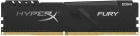 Memorie HyperX Fury Black 4GB DDR4 3200MHz CL16