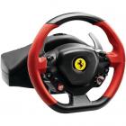 Volan gaming 4460105 Ferrari 458 Spider Xbox One Negru Rosu