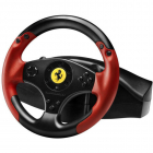 Volan gaming 4060052 Ferrari Racing Wheel Red Legend Edition Negru Ros