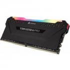Memorie Vengeance RGB PRO Black 16GB DDR4 3000MHz CL16 1 35V OEM Bulk