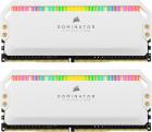 Memorie Corsair Dominator Platinum RGB White 16GB DDR4 3200MHz CL16 Du