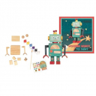 Set de pictat Robot