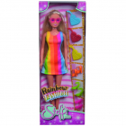 Papusa Steffi Rainbow Fashion