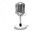 Microphone retro Logilink HS0036