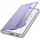 Husa Agenda Smart Clear View Cover Violet SAMSUNG Galaxy S21