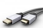 Cablu displayport tata HDMI A tata 1 5m Goobay Plus