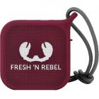 Boxa portabila Rockbox Pebble Bluetooth Red