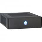 Carcasa Inter Tech ITX 601 60W Extern Mini ITX Case negru