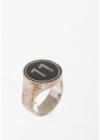 MM11 Silver Chevalier ring