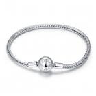 Bratara din argint Snake Silver Bracelet