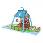 Saltea de Activitate Tip Casuta Little House 113 x 56 x 53 cm
