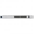 Ubiquiti USW Pro 24 POE EU configurable Gigabit Layer2 and Layer3 swit