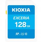 Card de memorie Exceria N203 128GB SDXC Clasa 10 UHS I U1