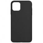 Husa Capac Spate 3MK Matt Case Negru APPLE Iphone 12 Pro Max