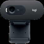 LOGITECH C505 HD Webcam BLACK USB EMEA 935