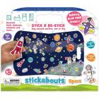 Stickere Spatiu Stickabouts Fiesta Crafts FCT 2892 Initiala