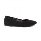 Pantofi sport femei Skechers negri tip balerini 1961DP15801N
