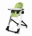 Scaun De Masa 2 in 1 Peg Perego Siesta Follow Me Wonder Green 0 15 Kg