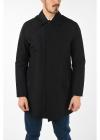 Waterproof DOUBLE CH balmacaan coat