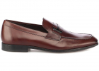 Brushed Leather Loafers XXM51B0DH51NF5S610