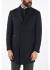 ID Virgin wool waterproof coat