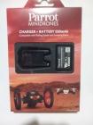 Baterie si incarcator Litiu polimer pentru Parrot minidrone