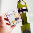 Termometru sticla vin