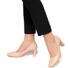Pantofi dama Lizbeth Bej