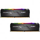 Memorie HyperX Fury RGB 32GB 2x16GB DDR4 3600MHz CL18 Dual Channel Kit