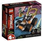 Lego Ninjago Coles Speeder Car 71706