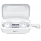 Casti Bluetooth ES37 Treasure True Wireless Alb