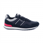 Pantofi sport b rba i Pepe Jeans bleumarin din piele intoars 3191BPS30